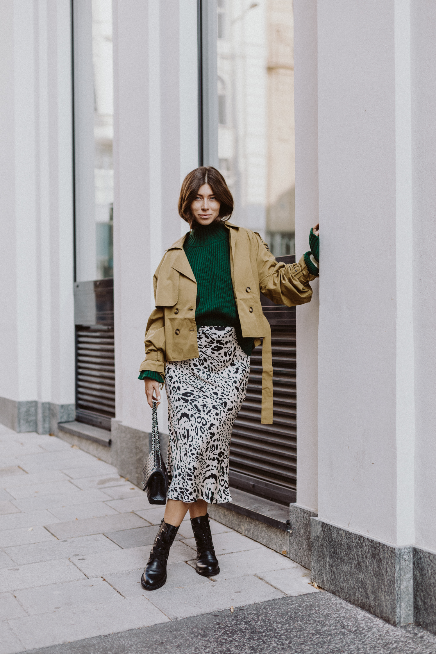 Editor's Pick: Leo Pattern for Fall | Love Daily Dose