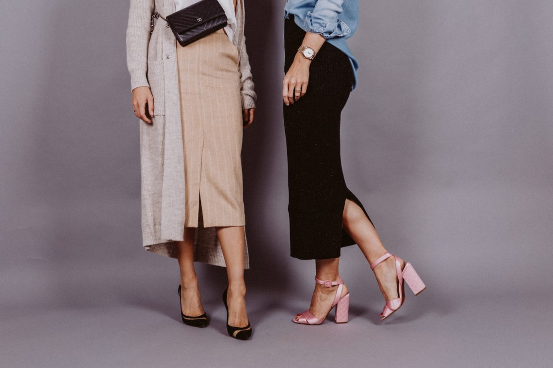 3 Ways To Wear: Midi Skirts