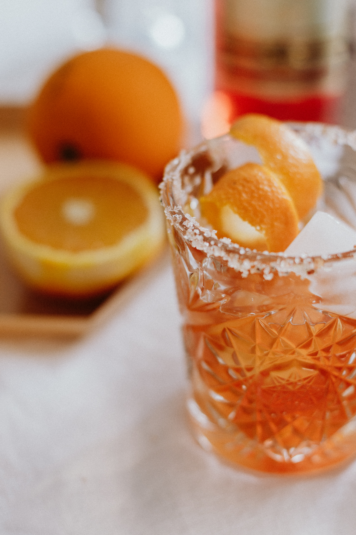 Salted Negroni Recipe: A cocktail classic with a twist - Love Daily Dose