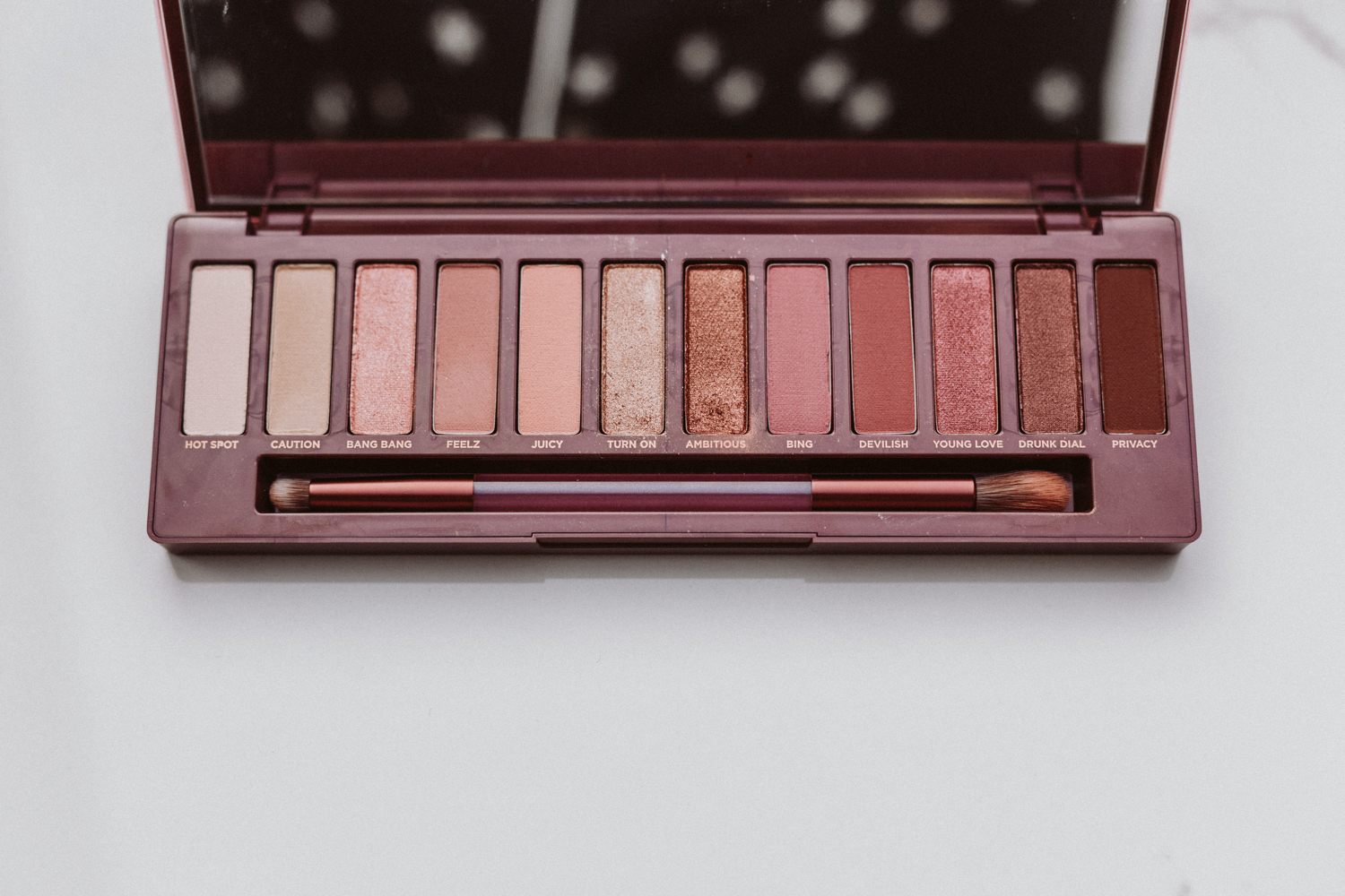 Urban Decay Naked Cherry Review - Love Daily Dose