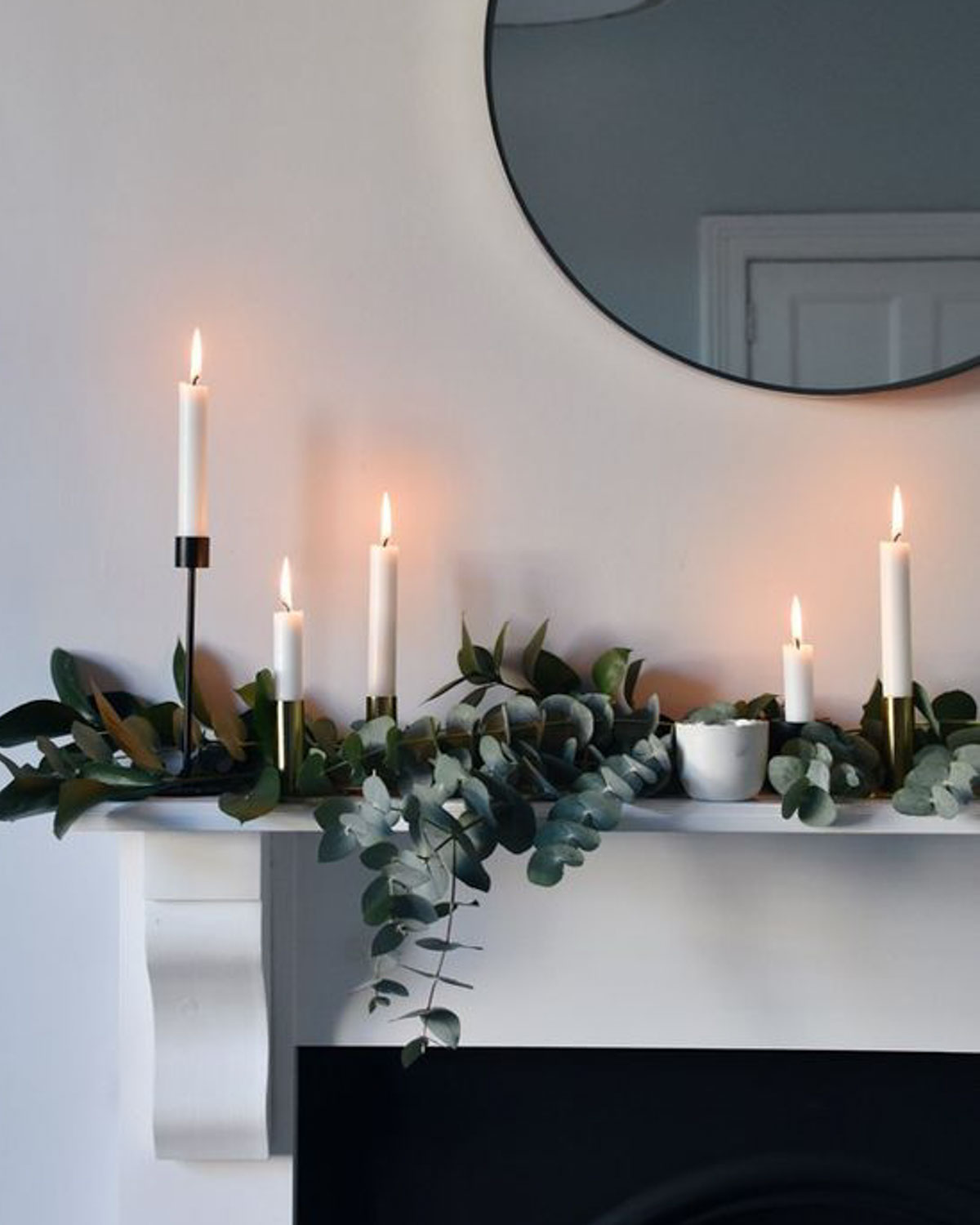 INSPIRE: Nordic Christmas - Minimal Christmas Decoration | Love Daily Dose