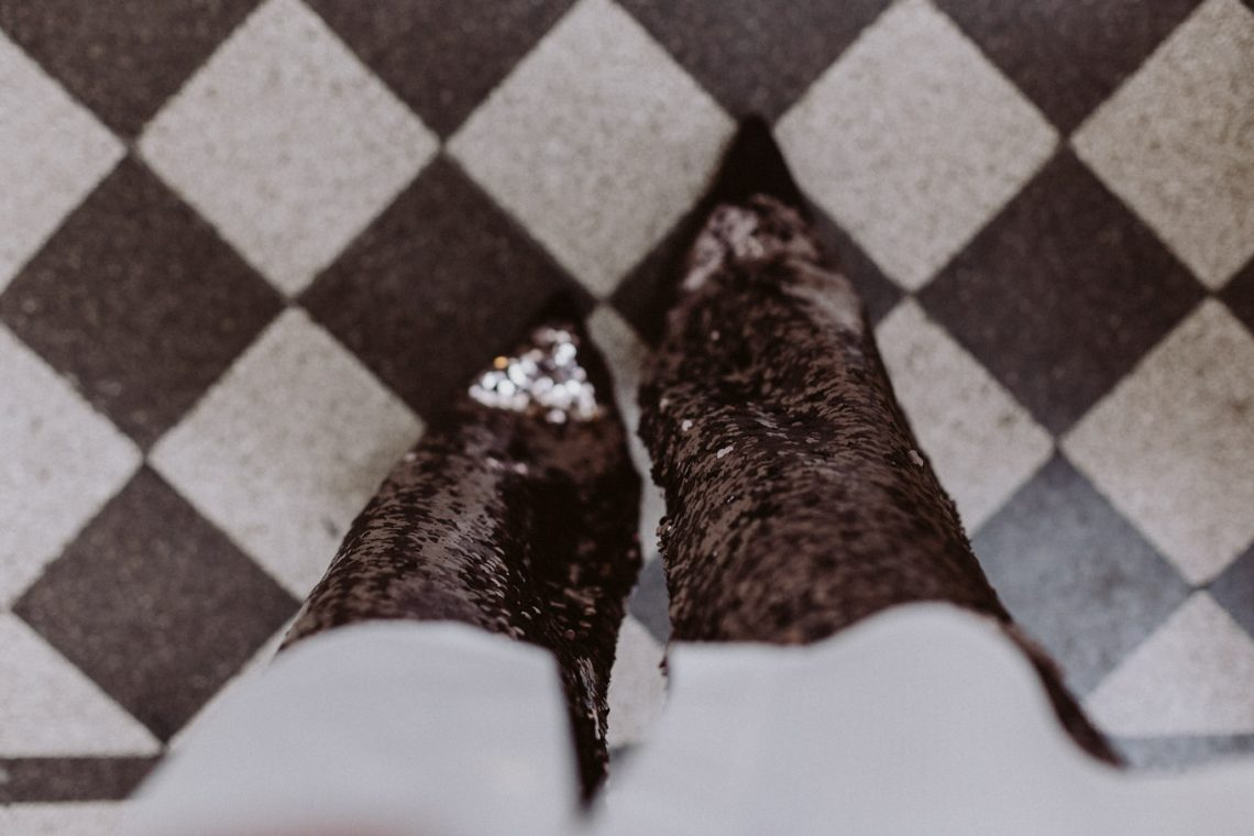 Editor's Pick: Sequin Pants