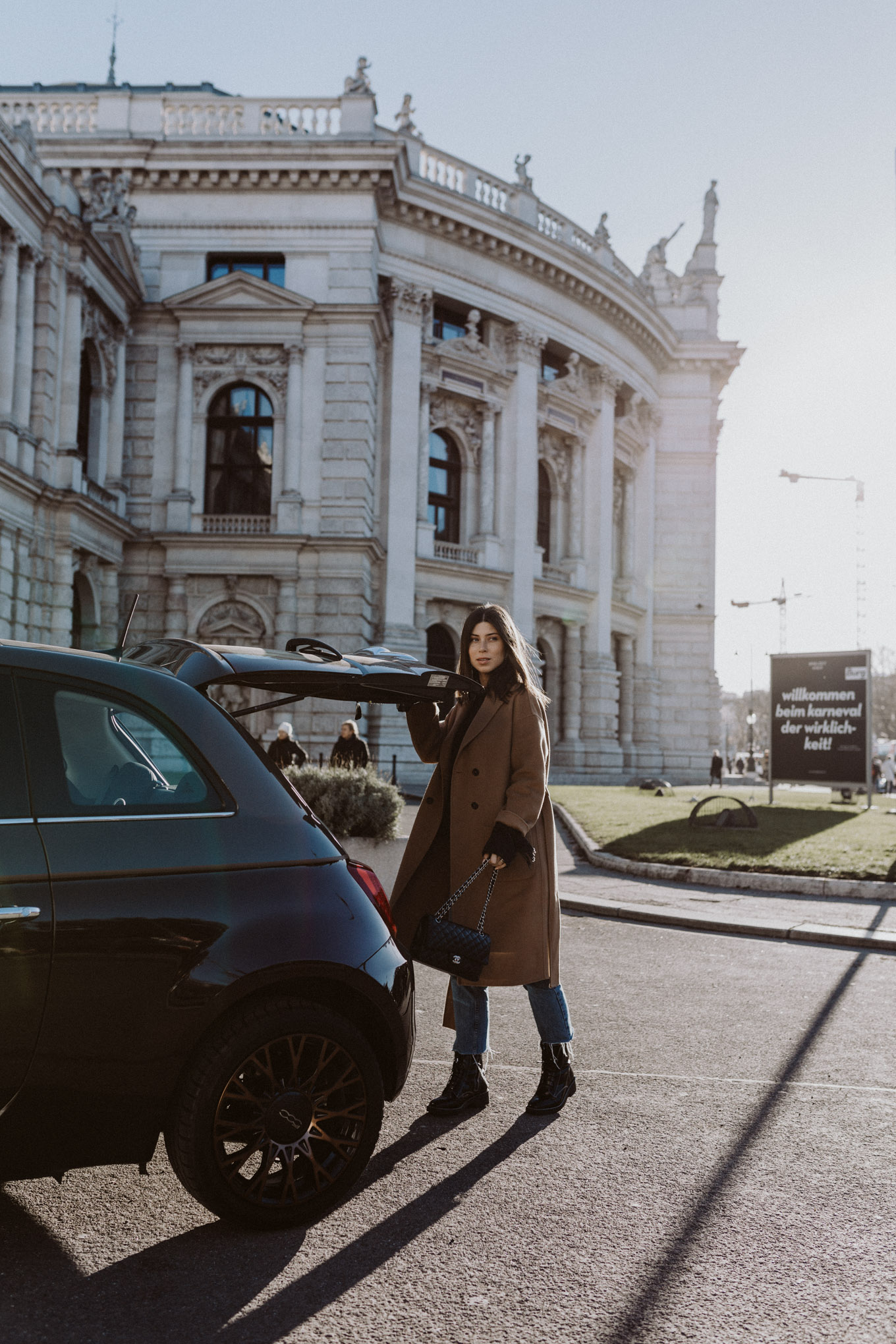 A Perfect Day In Vienna With Fiat 500