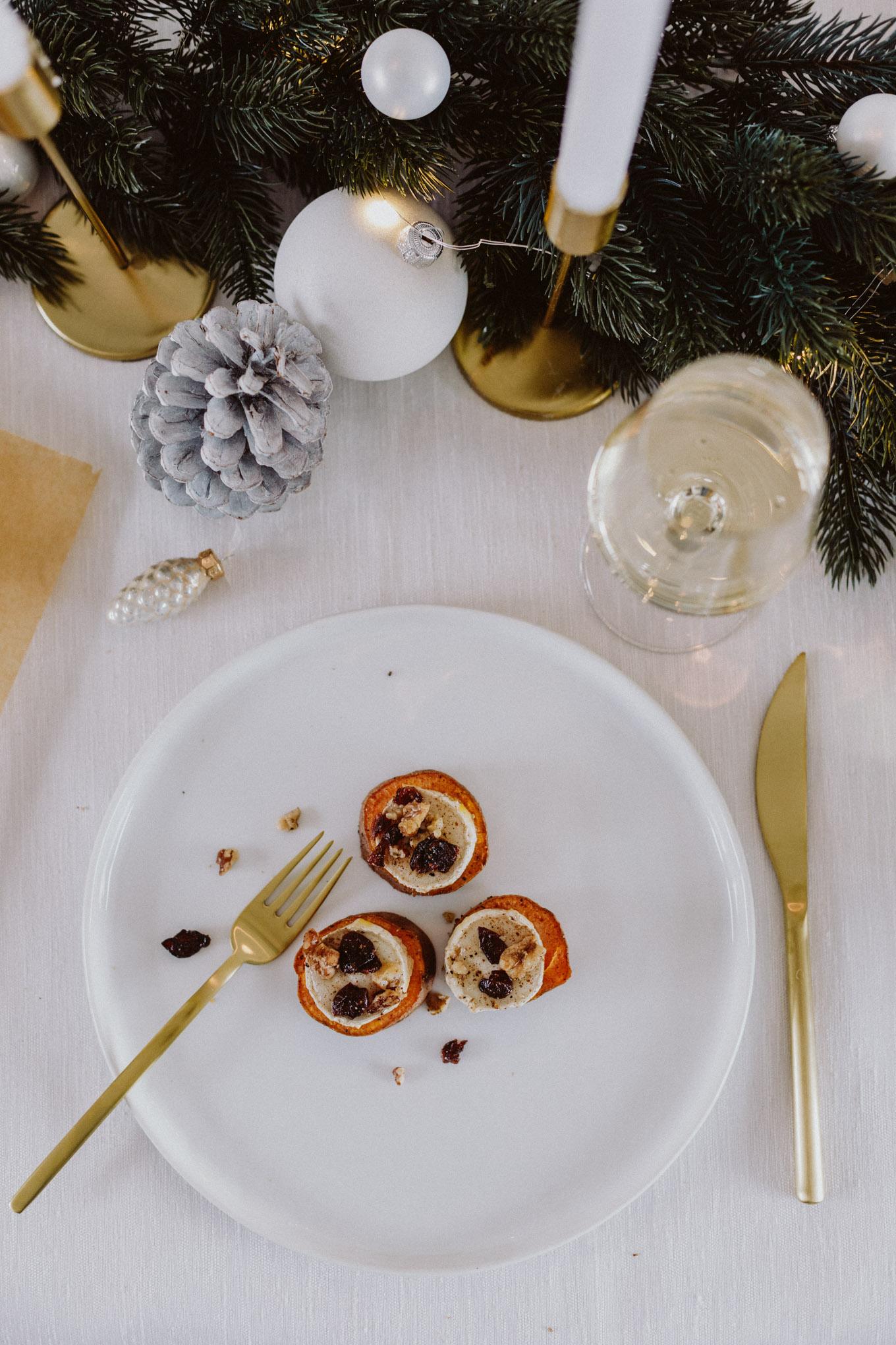 Schlumberger Festive Appetizer Food Pairing