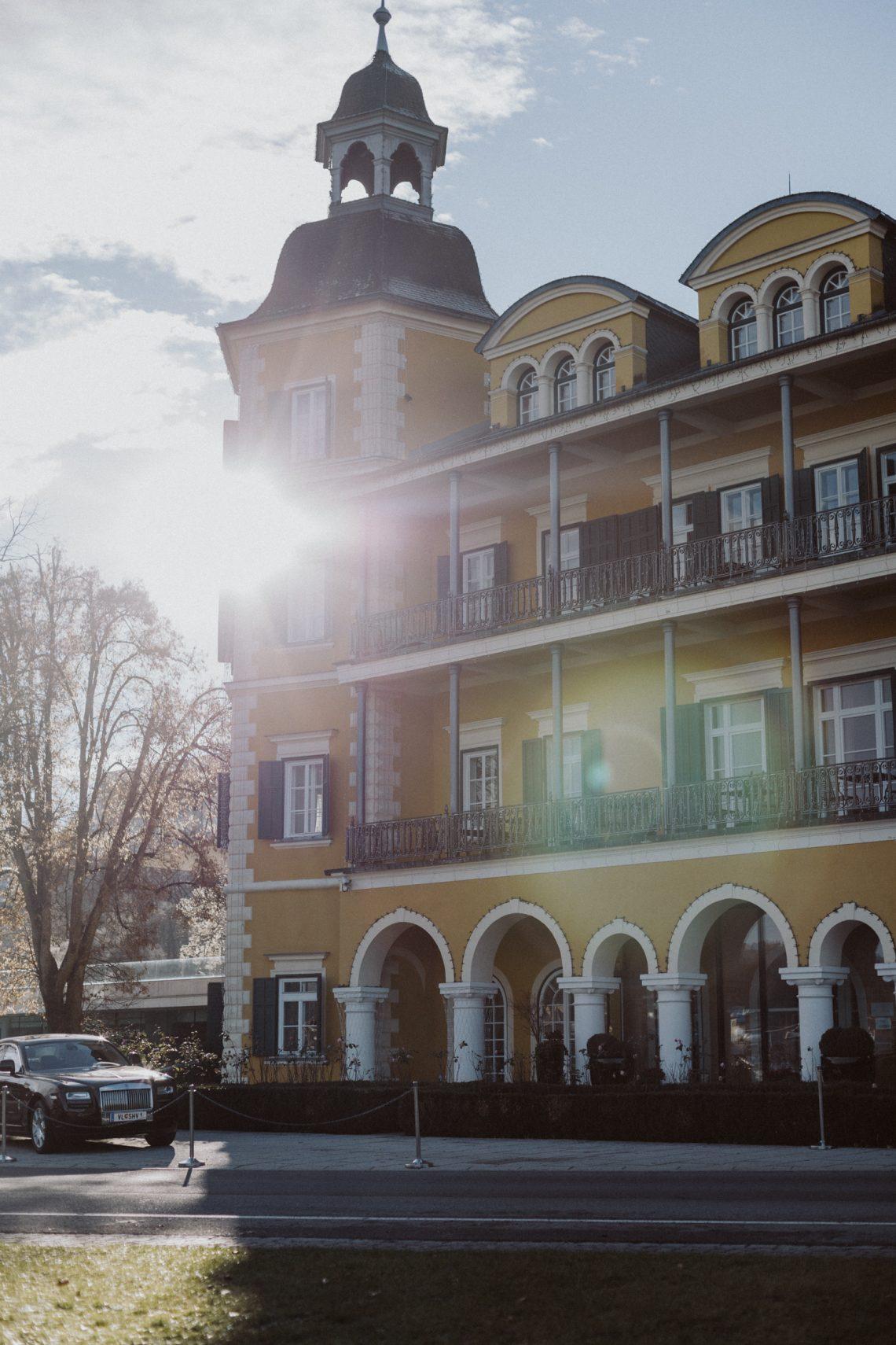 Travel Diary: Schlosshotel Velden