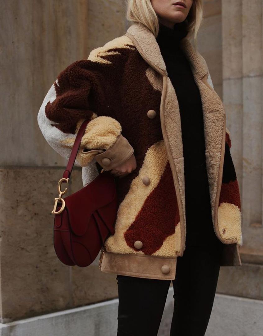 Modetrends 2019: Dior Saddle Bag - Love Daily Dose