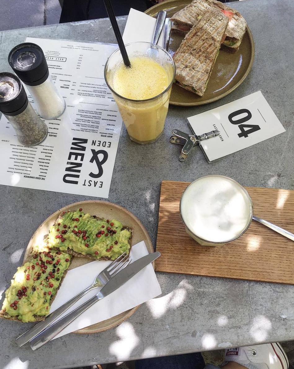Das Beste Frühstück Berlin | The Daily Dose