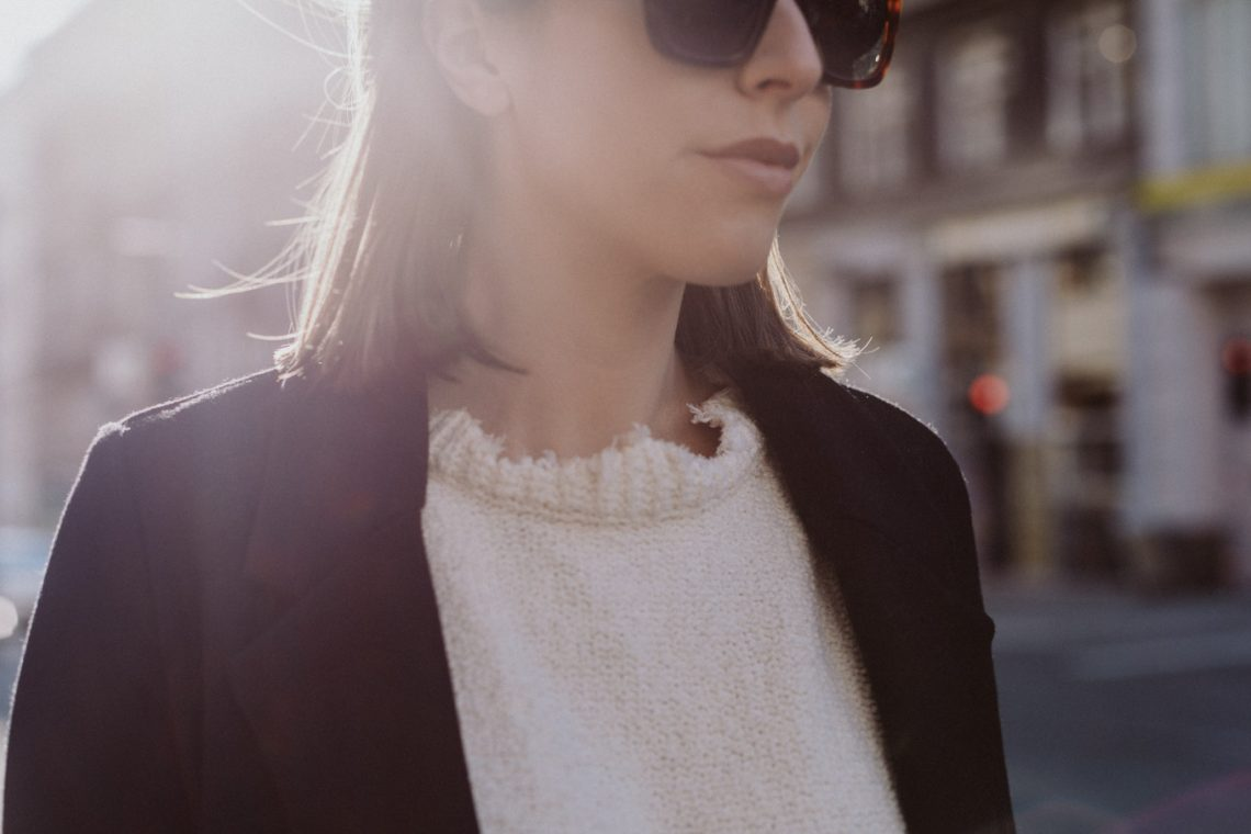 Editor's Pick: Deconstructed Pullover
