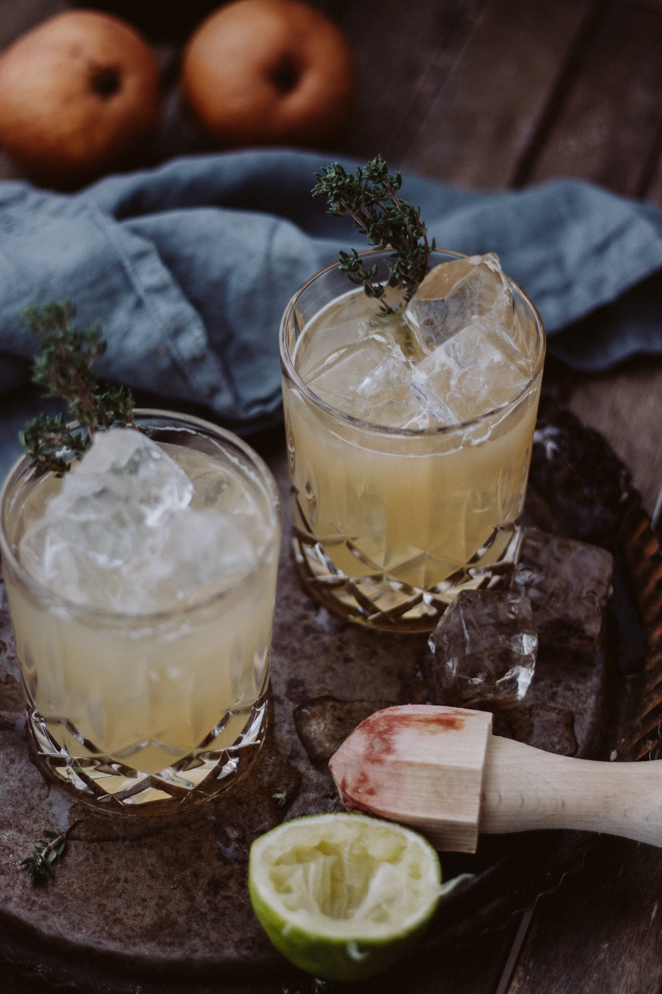 Bubbly Friday The Daily Dose Birnen Gin Sour