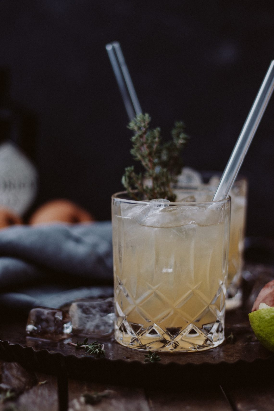 Bubbly Friday: Birnen Gin Sour