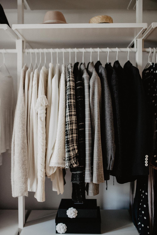 Closet Detox: Kleiderschrank Ordnung in 5 Schritten