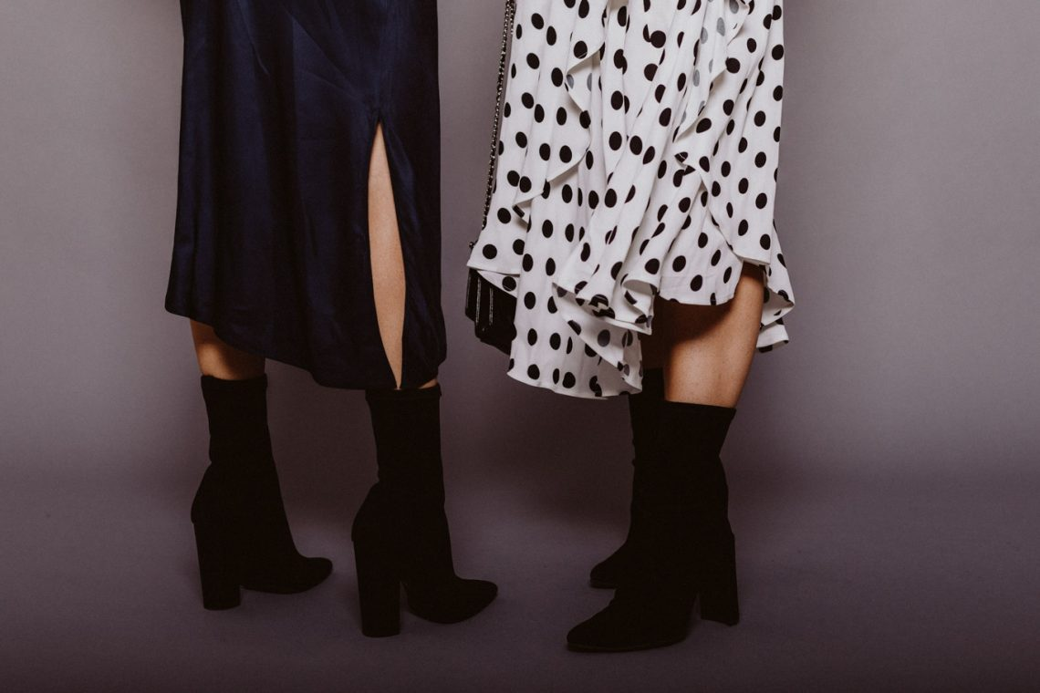 3 Ways To Wear: Sock Boots