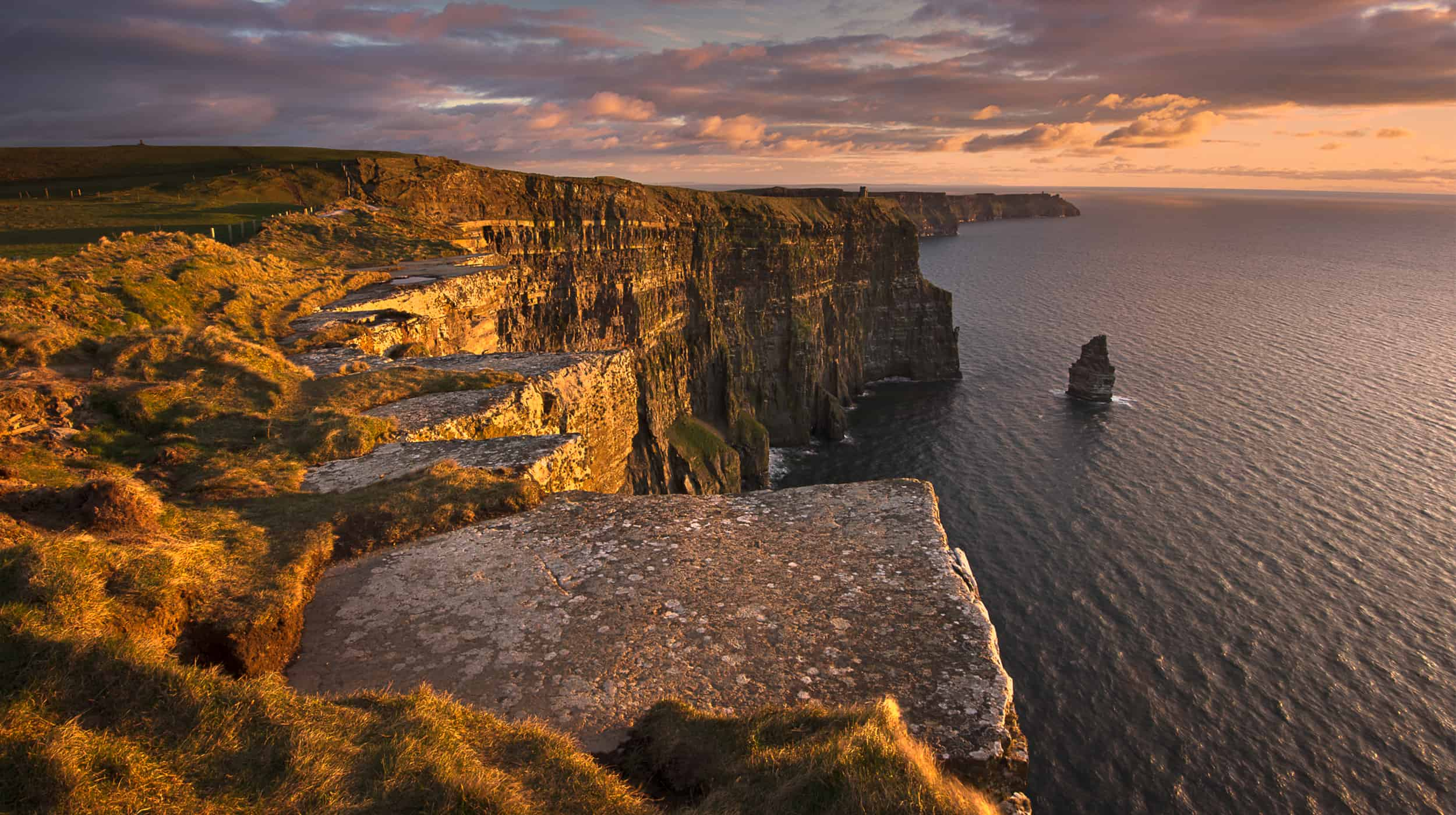 The Best Yoga Retreats in Europe - The Cliffs Of Moher Retreat