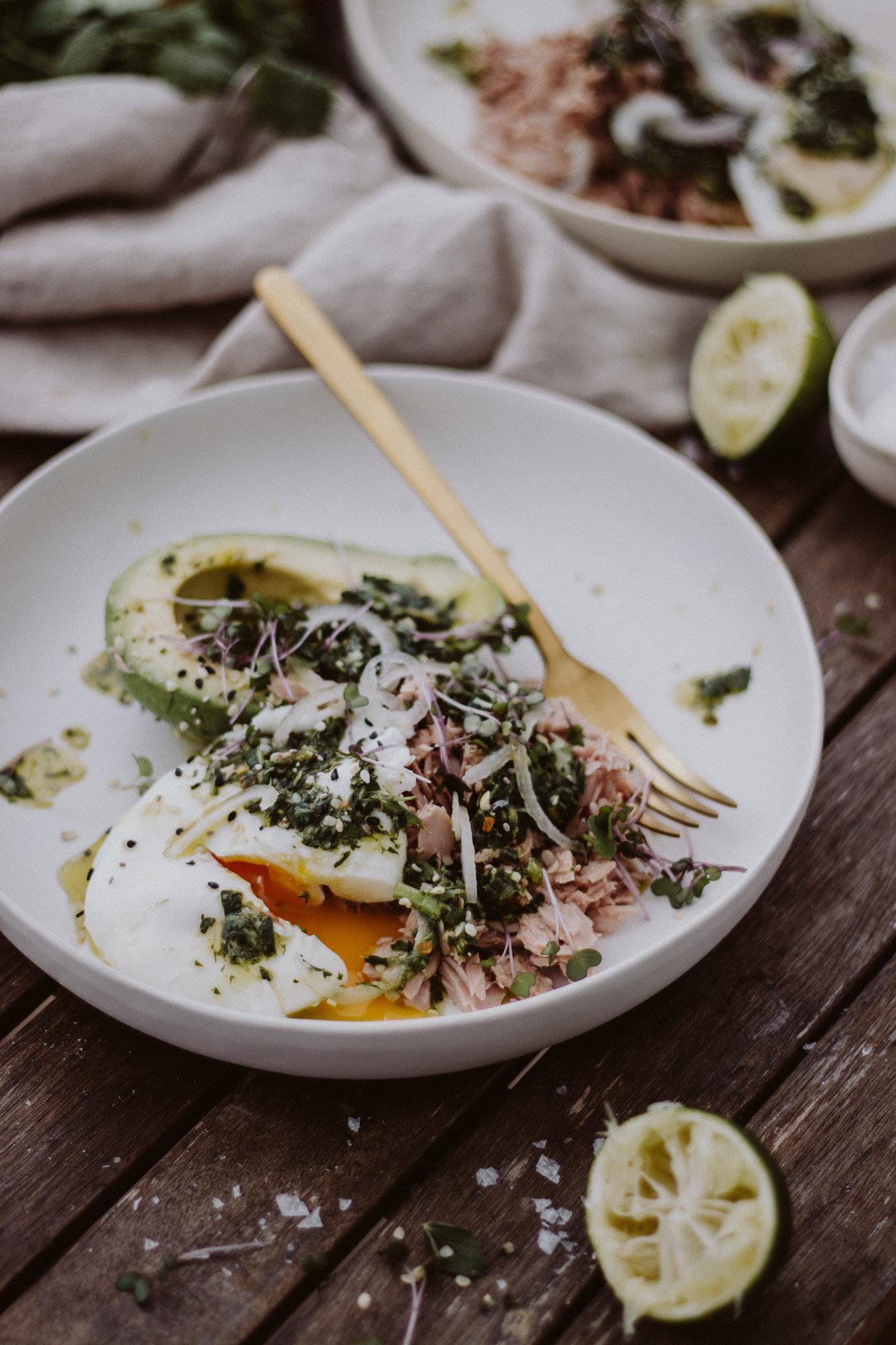 TDD 2019 Thunfisch Avocado Chumichurri