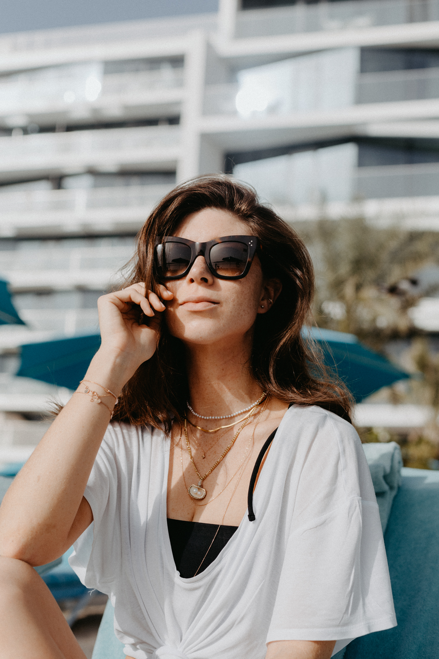 Mehrere Ketten Kombinieren: Necklace Layering - Love Daily Dose