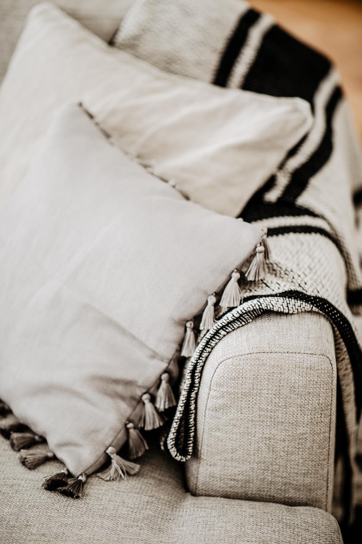 Textilien für den Wohnraum - Love Daily Dose