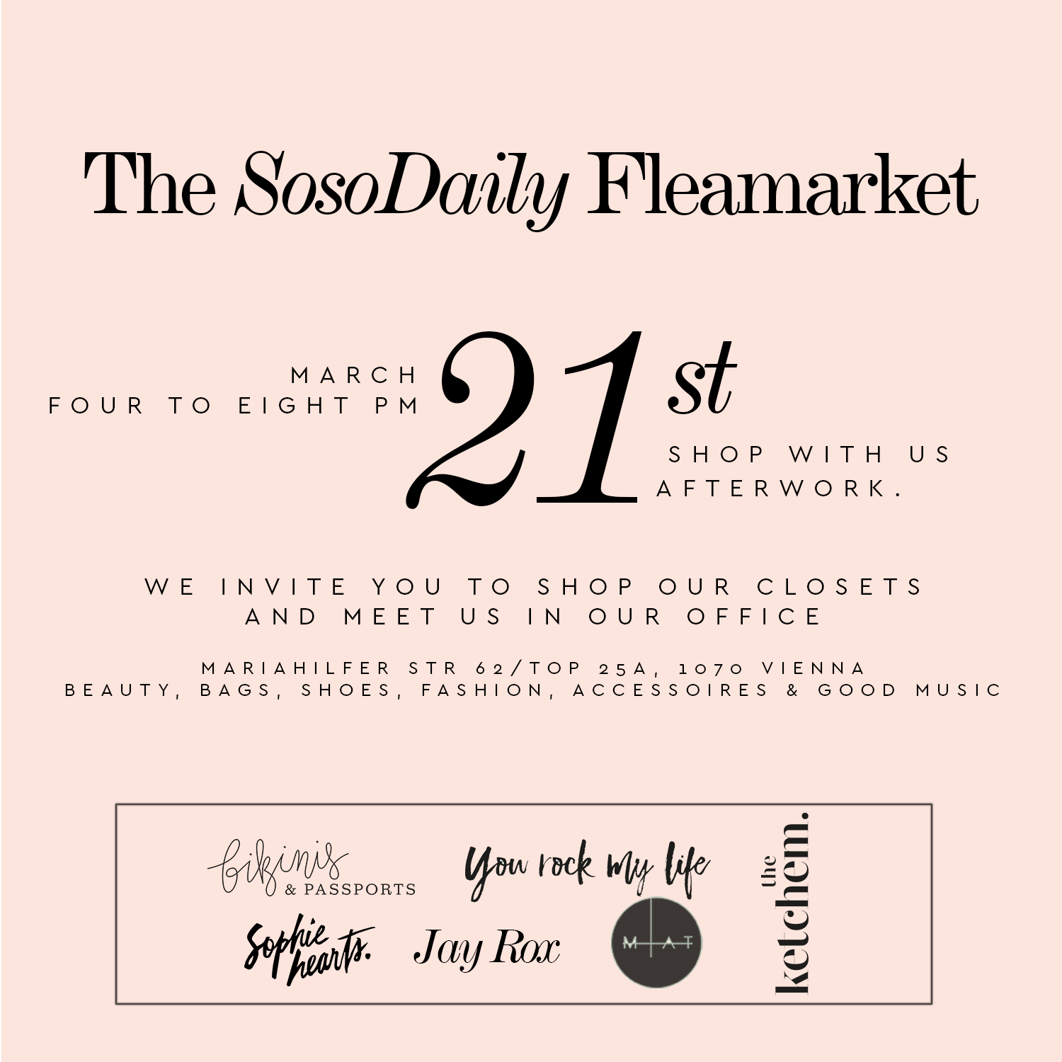 #sosodaily Flohmarkt | Love Daily Dose