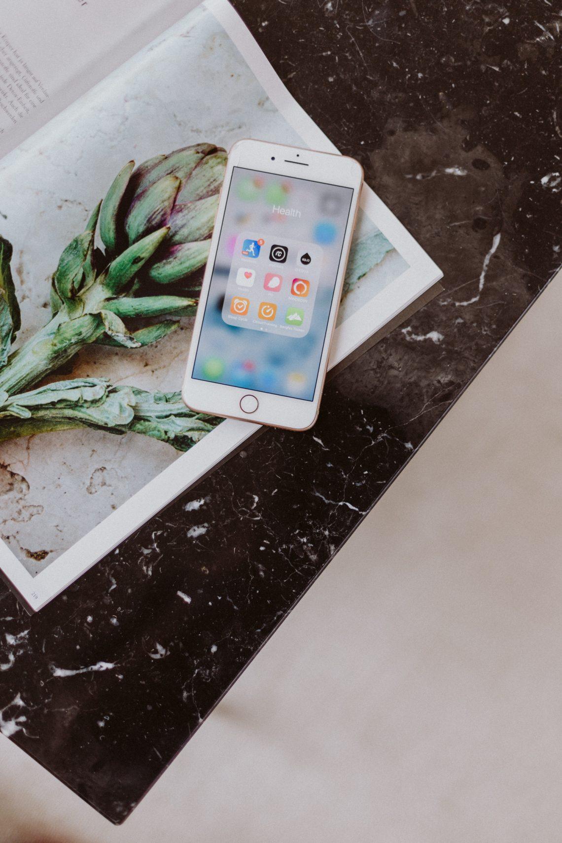 5 Apps die man in 2019 braucht: Health & Fitness