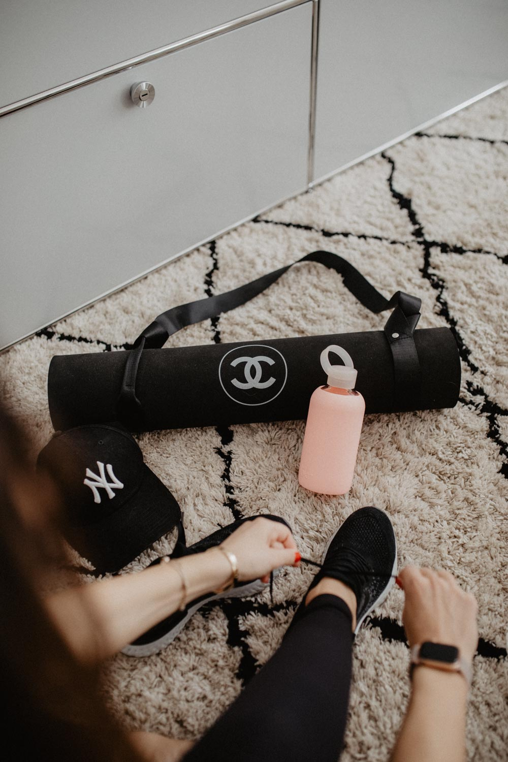 What's In Our Gym Bag?