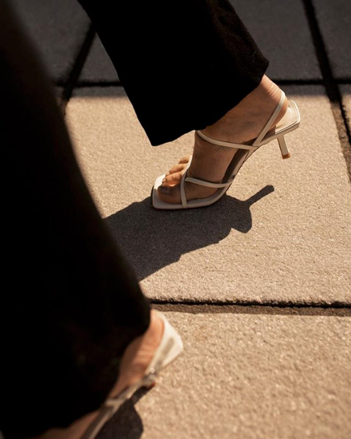 Trend Report: Strappy Sandals
