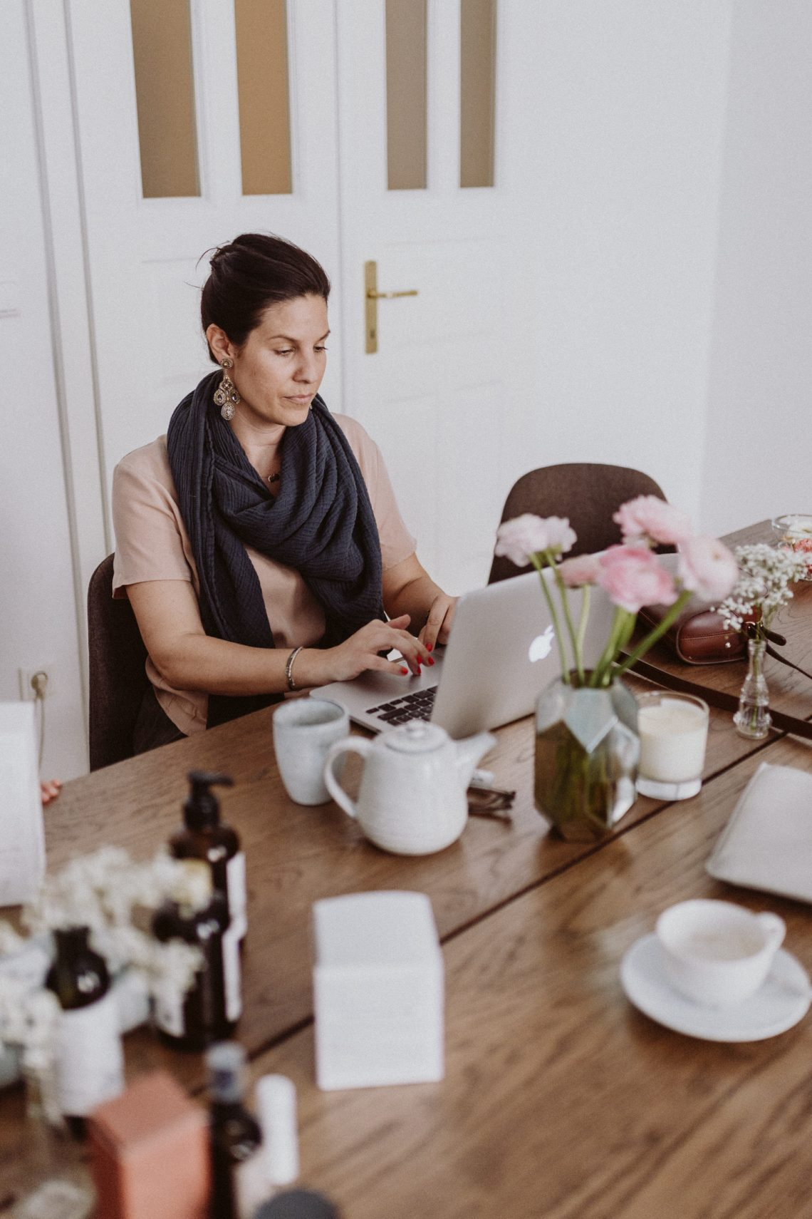 Job Report: Isabel Zinnagl, Gründerin von ALMA Babycare