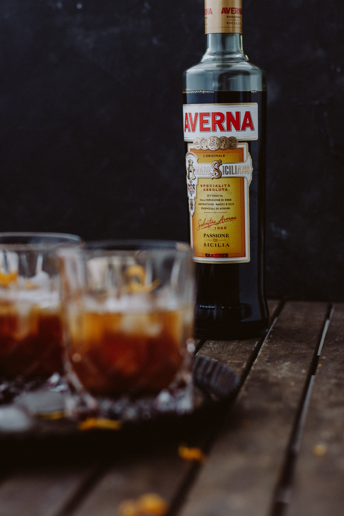 The Daily Dose Averna Sour
