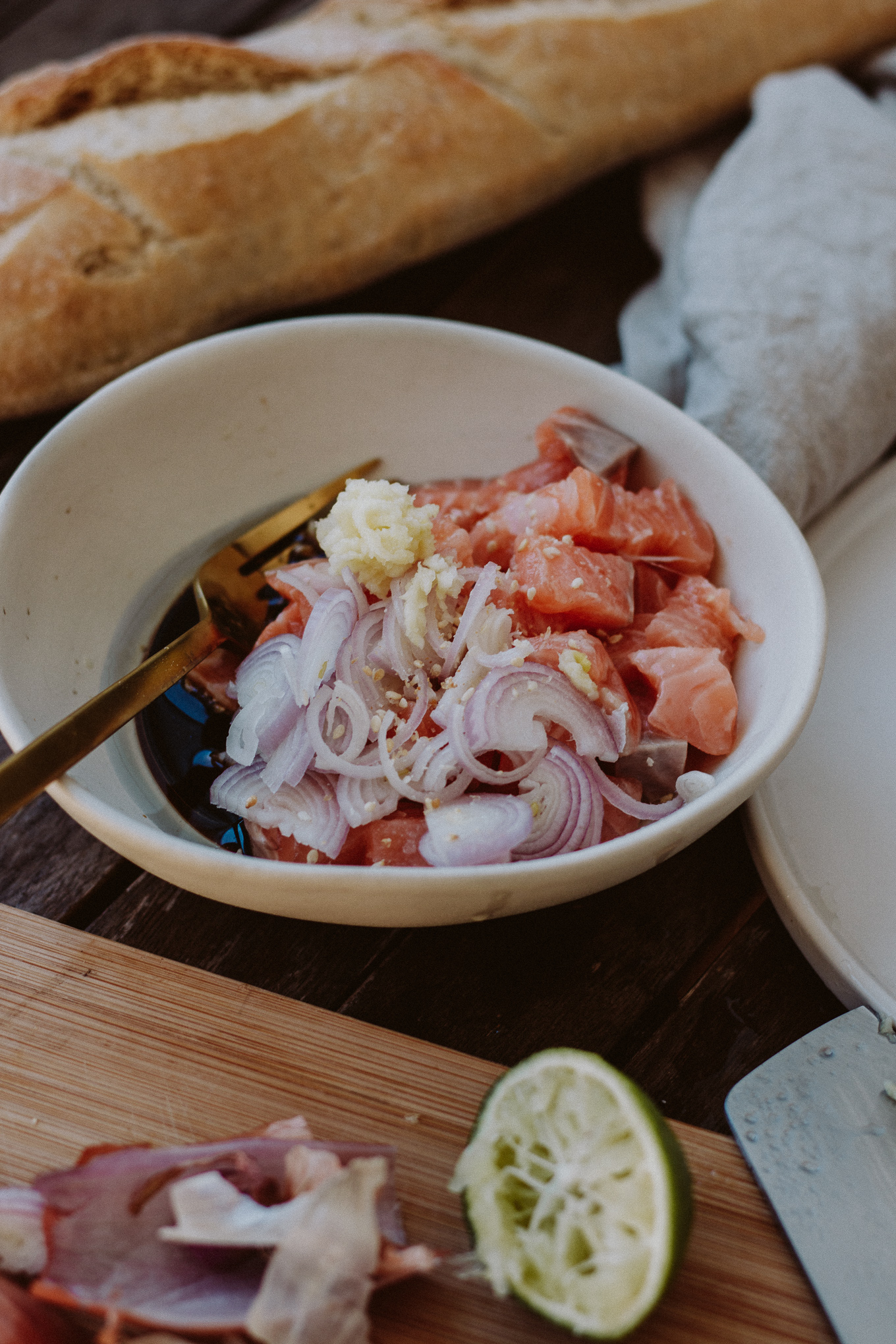 The Daily Dose Rezept Lachs Poke