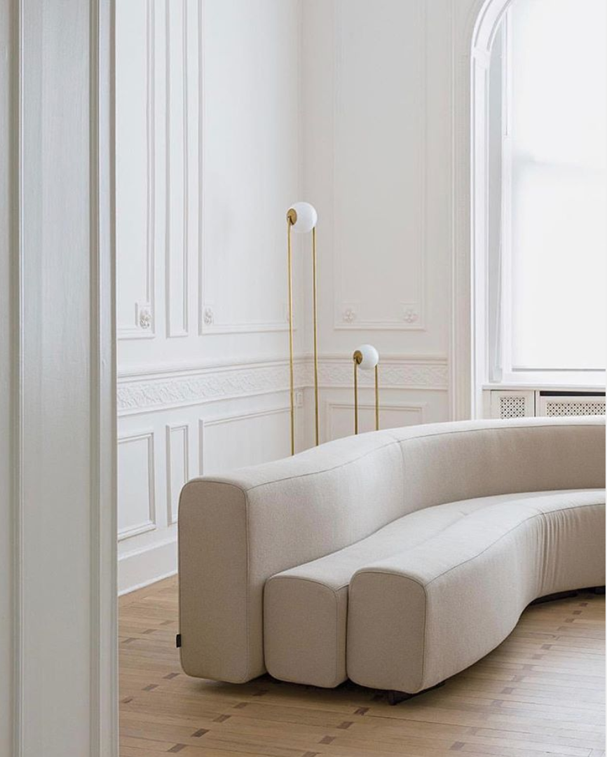Pierre Paulin Sofa - Love Daily Dose
