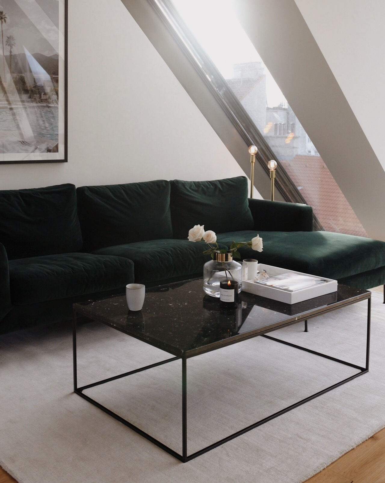 Sofa Trends 2019: Samtsofas - Love Daily Dose