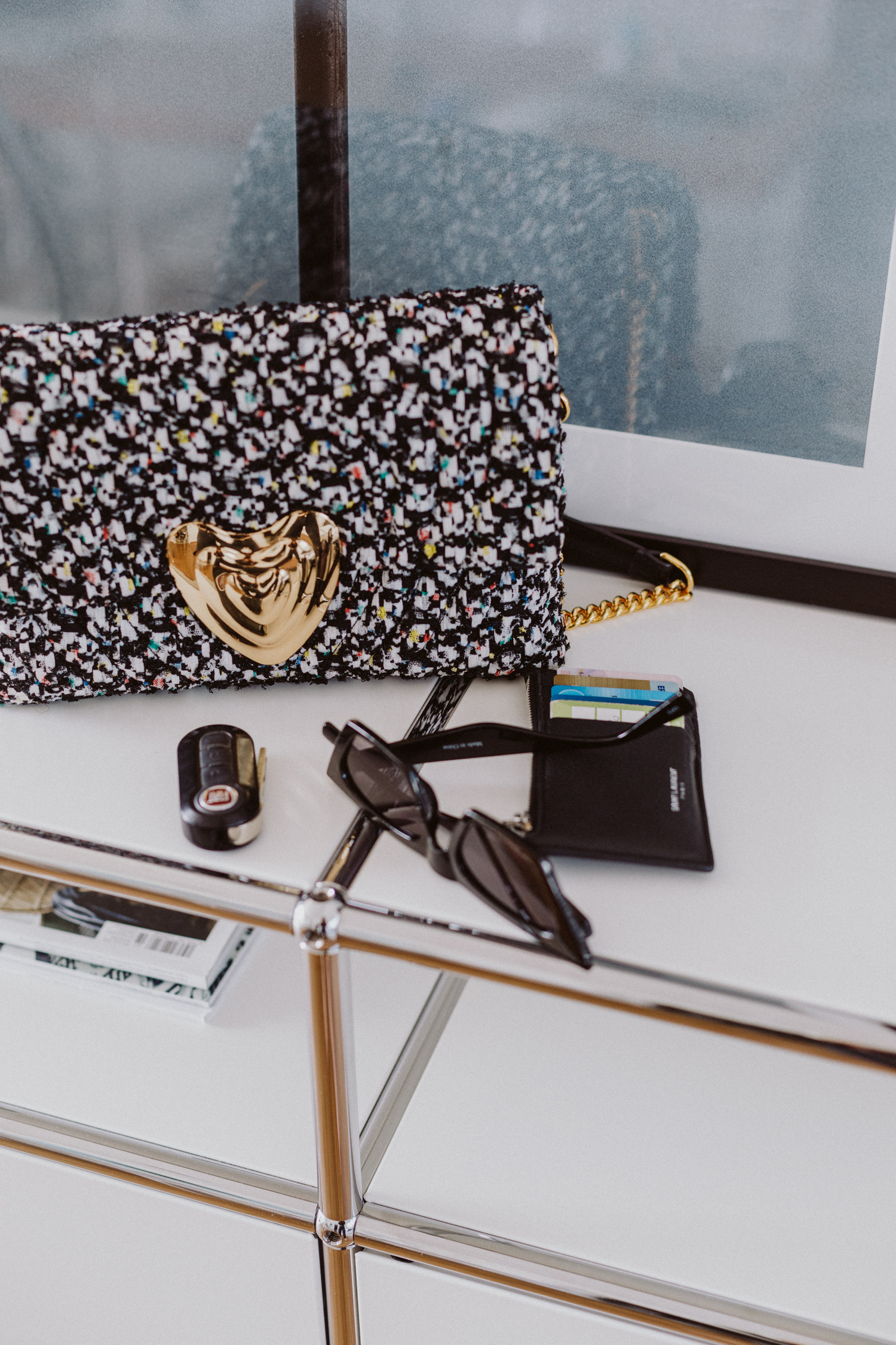 Office Talk: What's In Our Bags (reloaded) - Love Daily Dose