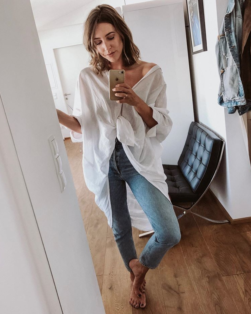 Flashback Friday June 2019: Posse Linen Shirt - Love Daily Dose