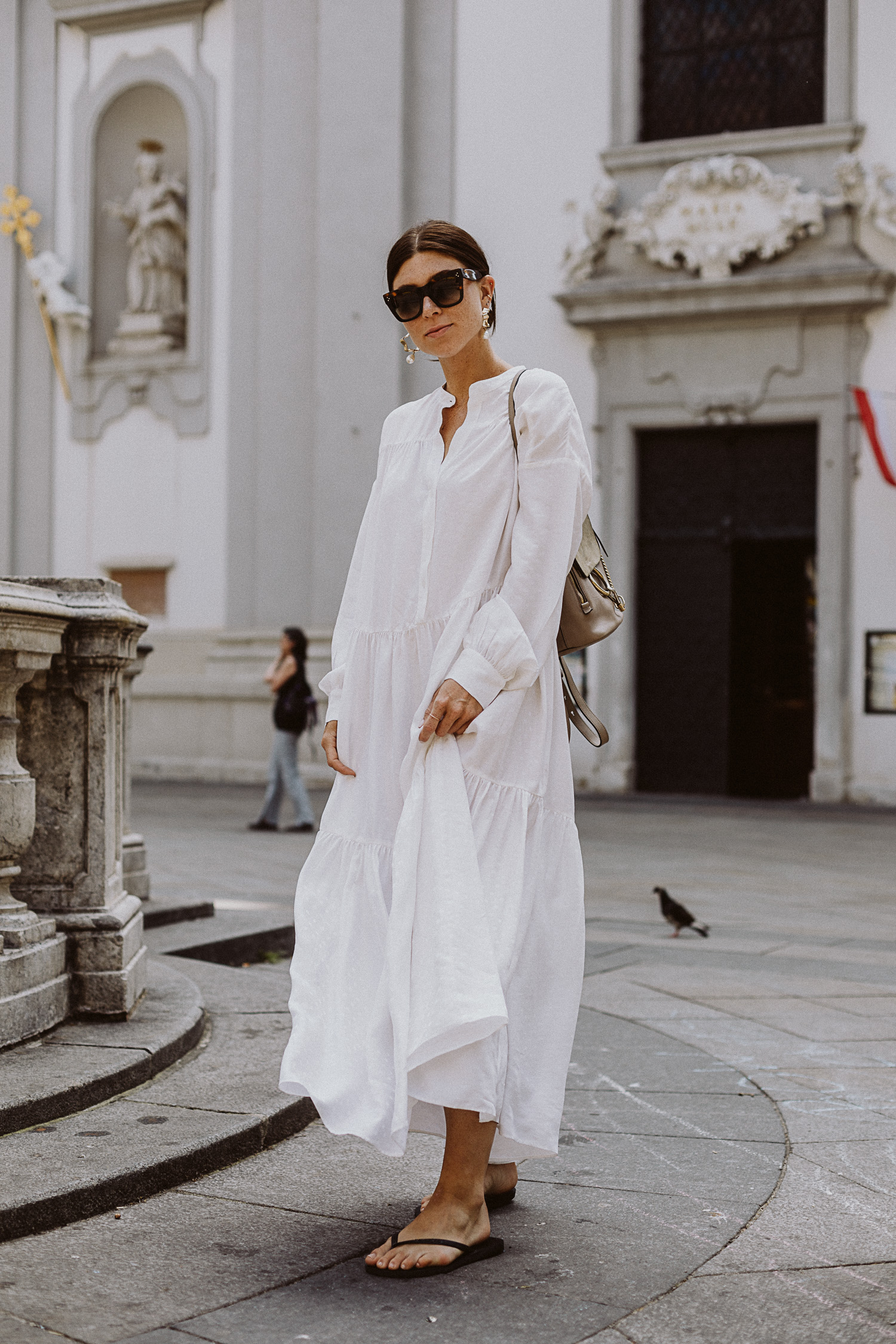 Editor's Pick: White Summer Dresses