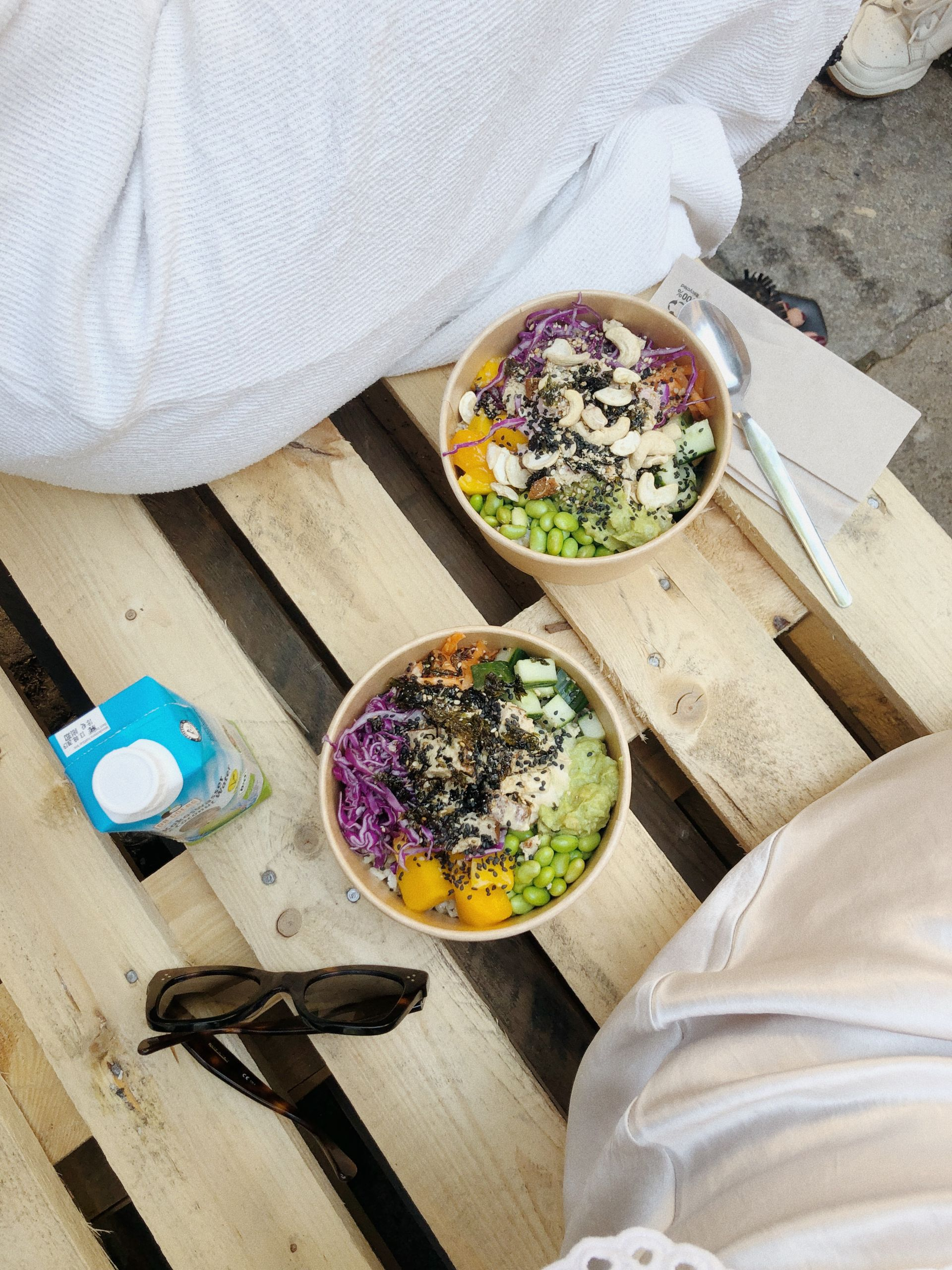 Flashback Friday June 2019: Superfood Deli Rainbow Bowl - Love Daily Dose