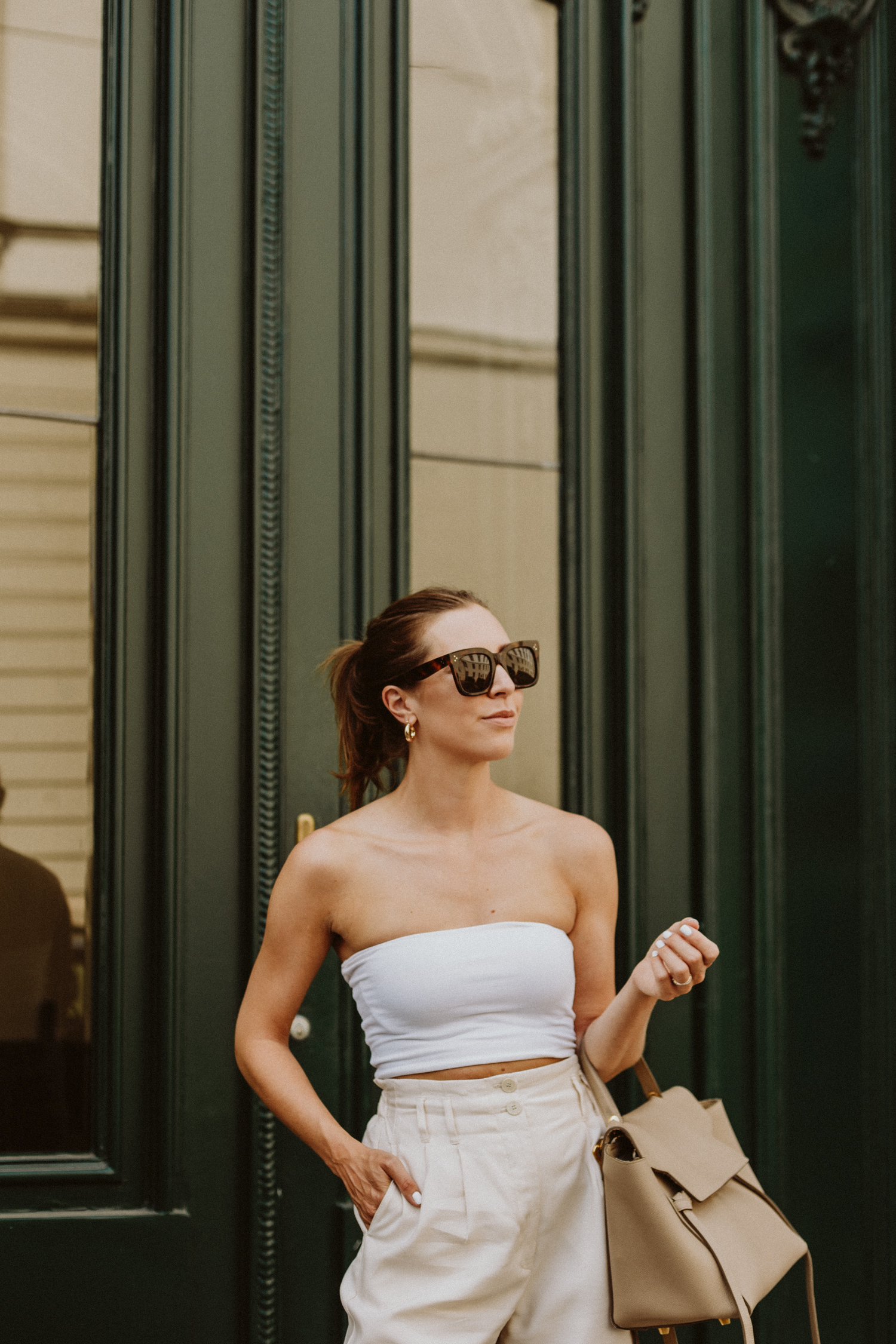 Editor's Pick: Bandeau Crop Top - Love Daily Dose