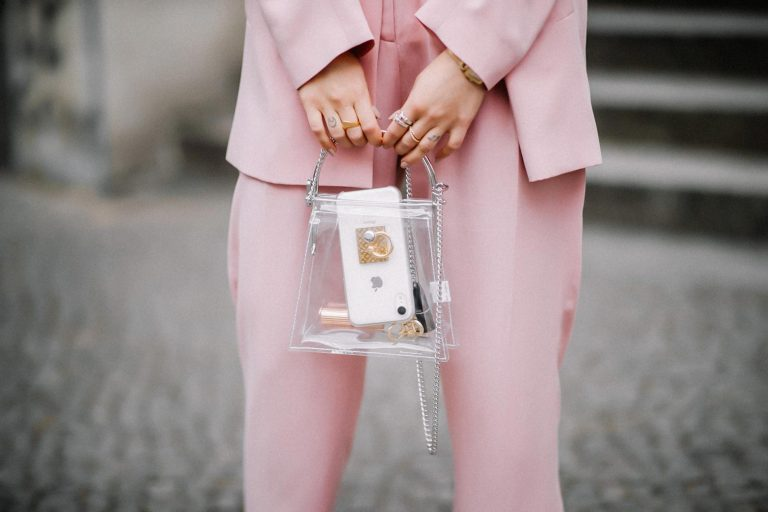Steal Her Style: Pink Suit