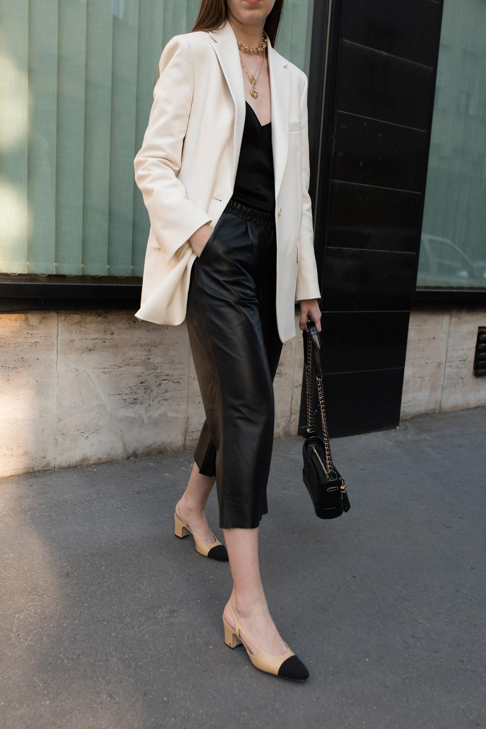 Steal Her Style: Leather Crush | The Daily Dose