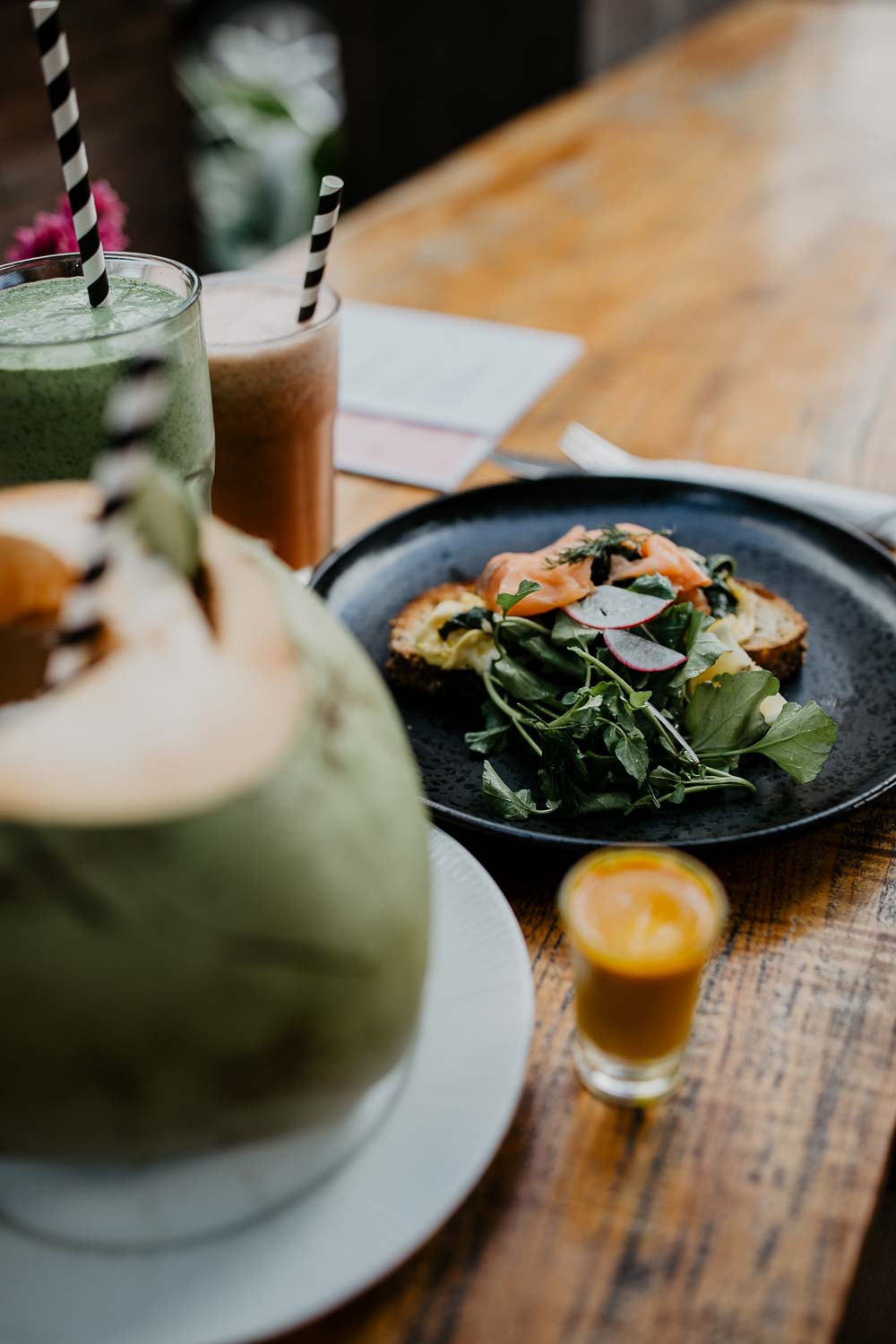Food Guide: 3 Favorite Cafés in Bali | The Daily Dose