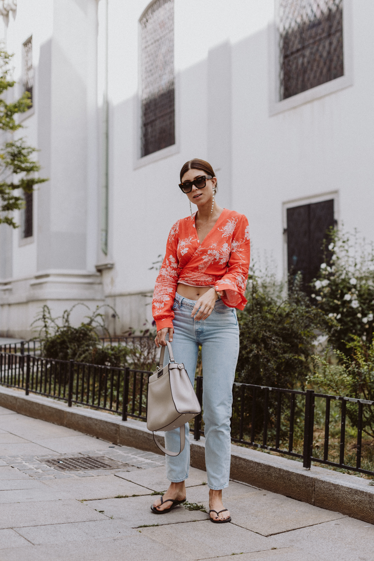 Editor's Pick: Summer Coral Outfit - Love Daily Dose