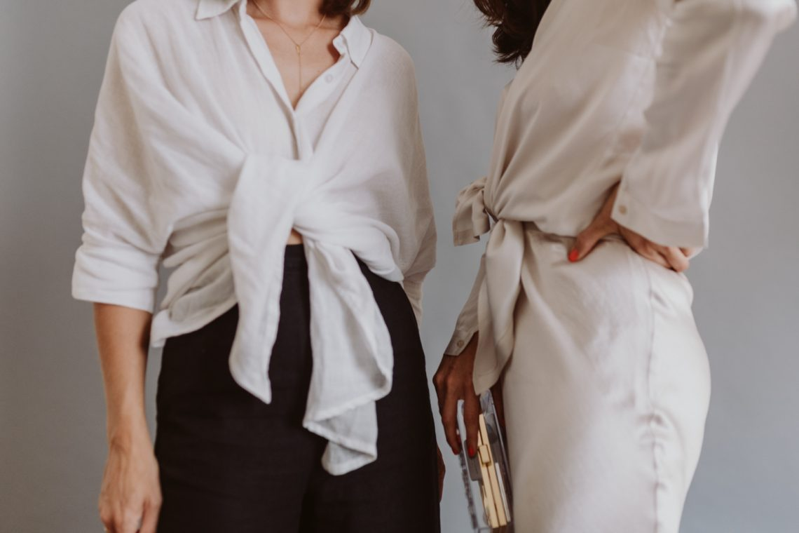 3 Ways To Wear: The White Blouse