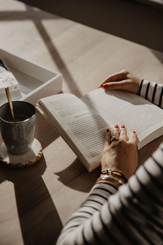 Reading List: Bücher, die zum Nachdenken anregen