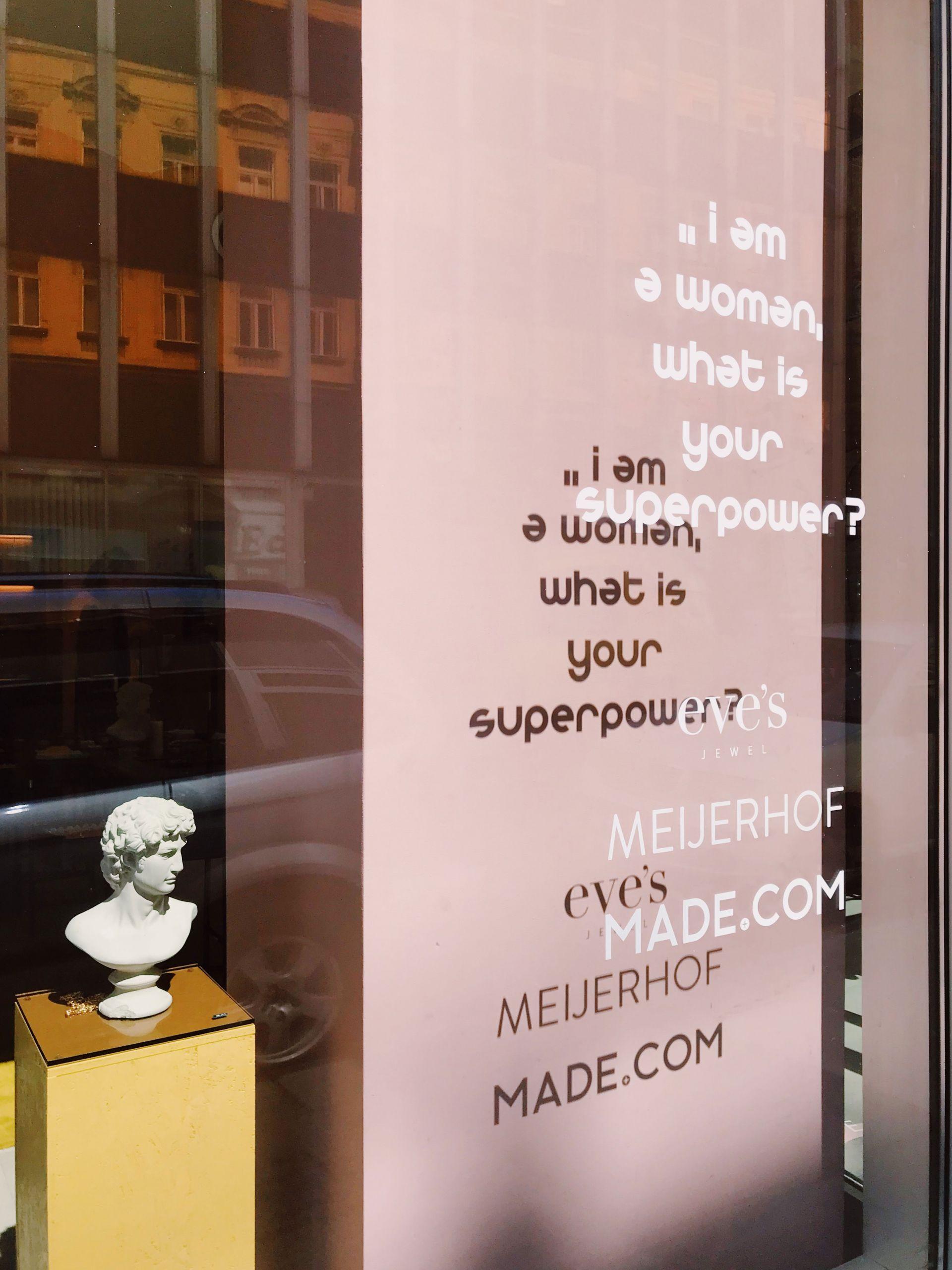 Multilabel Concept Store Wien: w o w Gumpendorfer Straße - Love Daily Dose