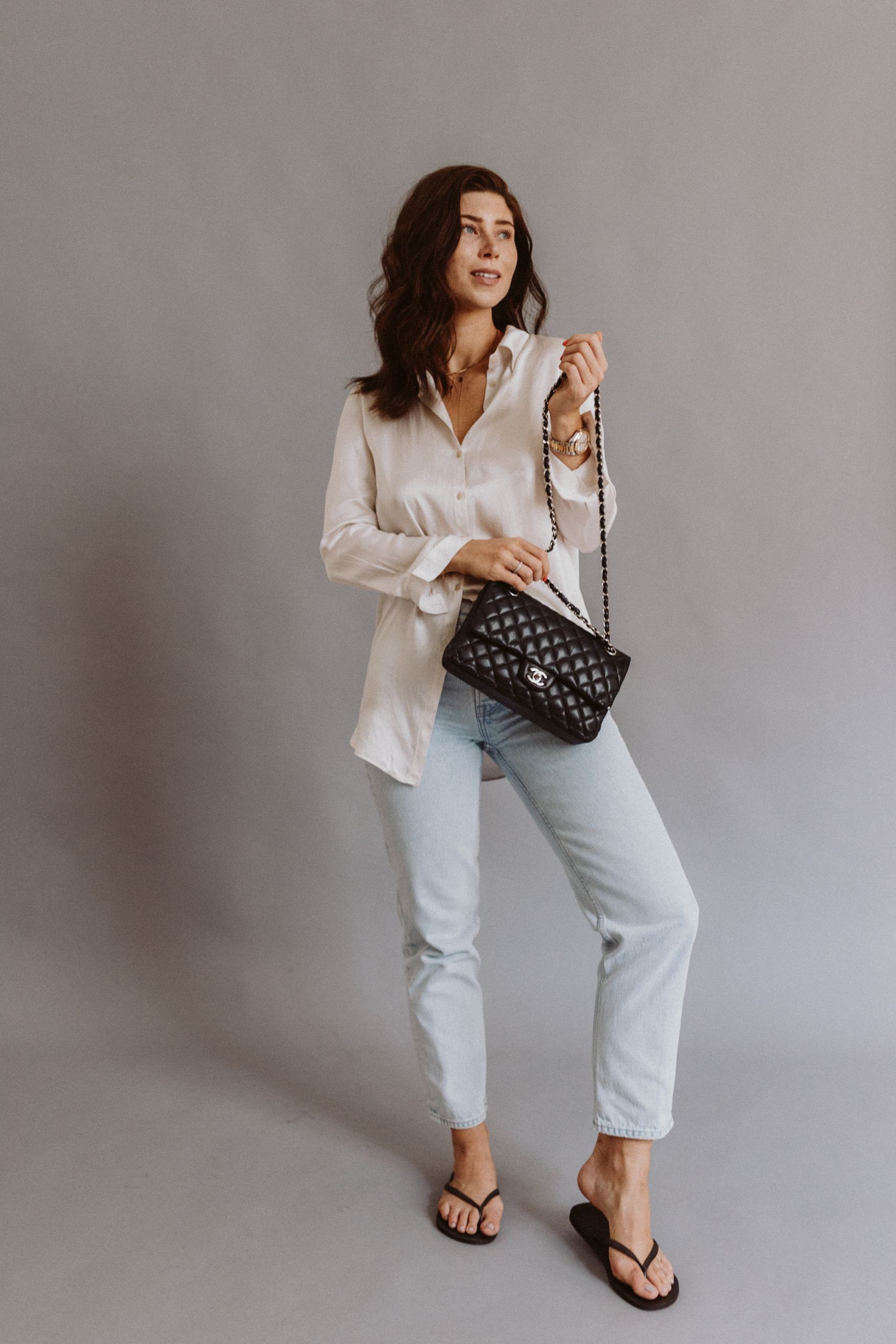 Weiße Bluse Styling Tipps - Love Daily Dose