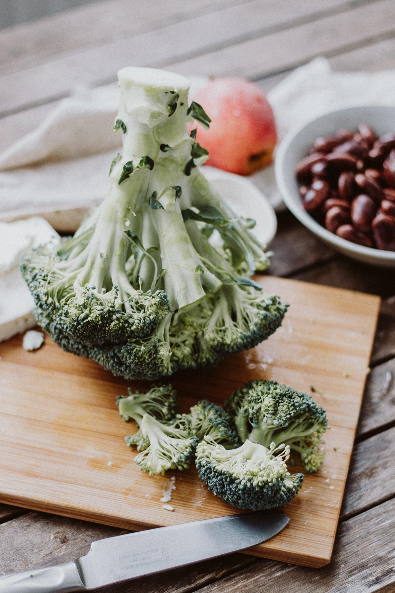 The Daily Dose Rezept Brokkoli Salat