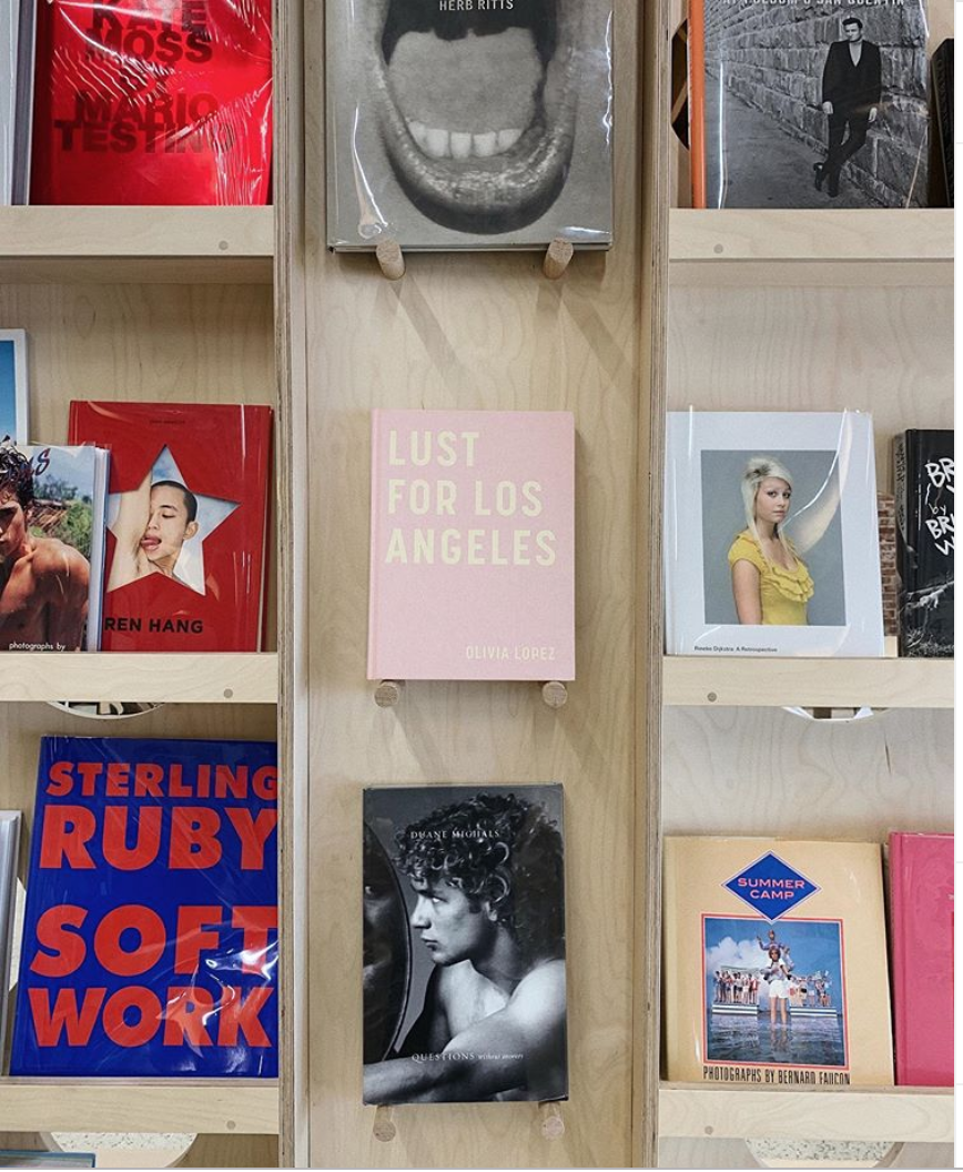 Lust For Los Angeles: Unique Coffee Table Books to Own - Love Daily Dose