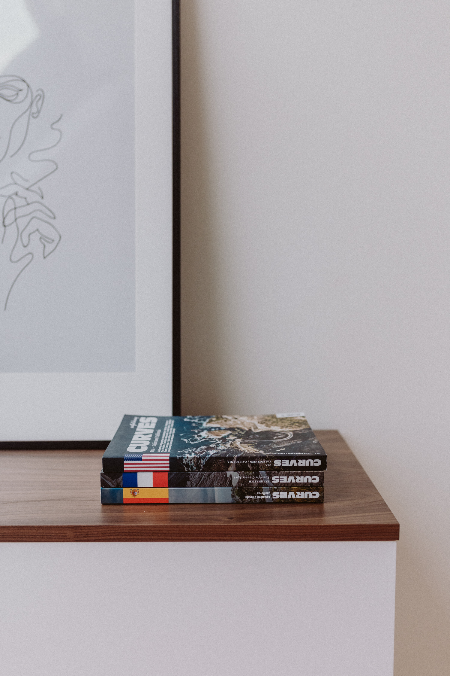 Unique Coffee Table Books to Own: Curves by Stefan Bogner - Love Daily Dose
