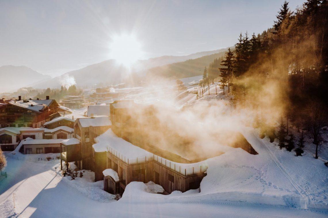 5 Hotels: Spa in Österreich