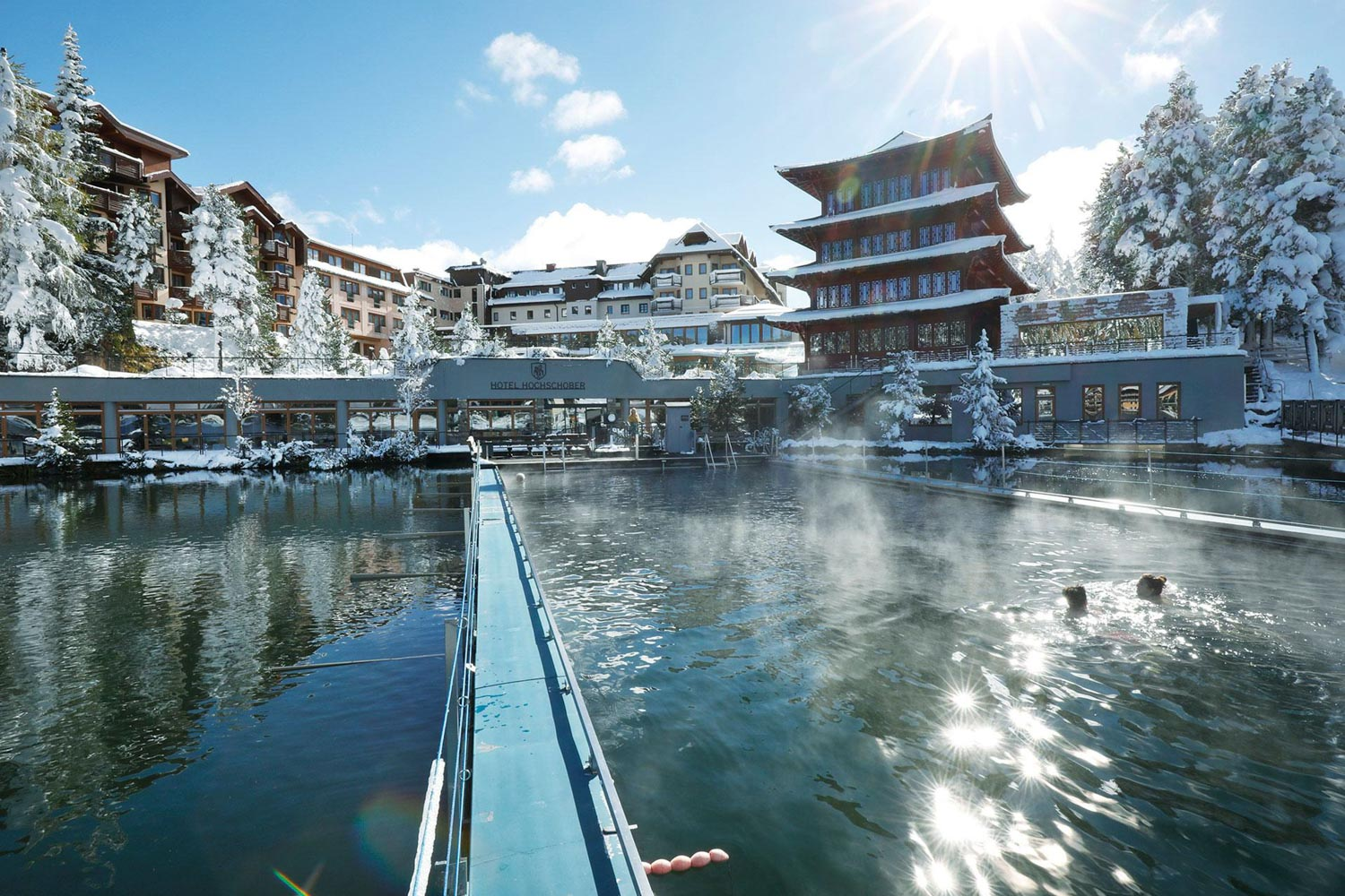 5 Hotels: Spa Hotels in Österreich - love daily dose
