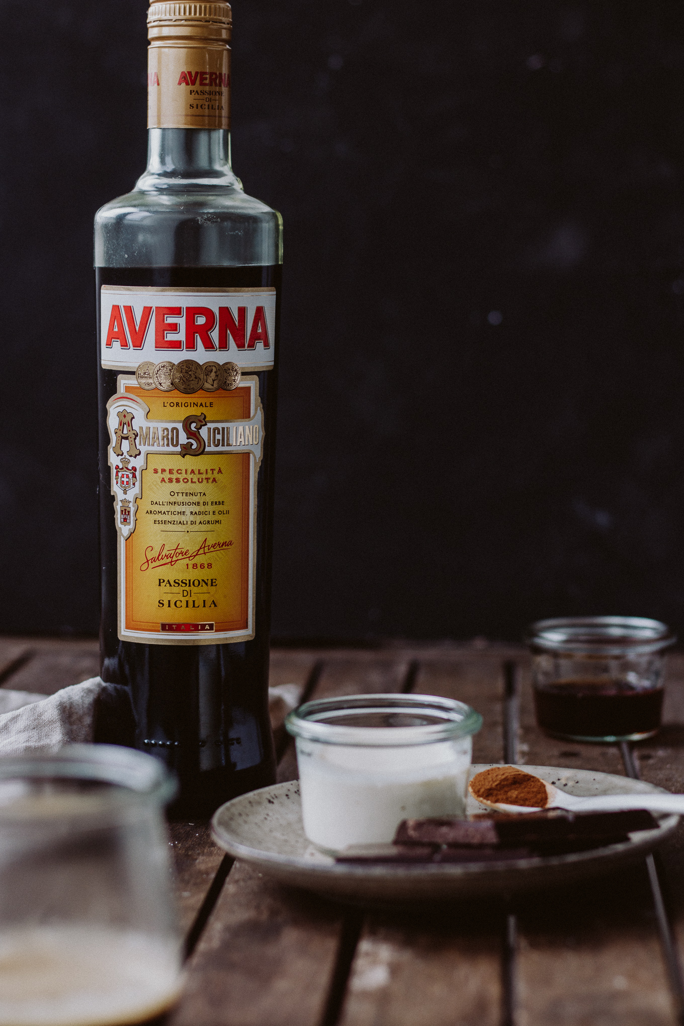 Bubbly Friday Averna Espresso The Daily Dose