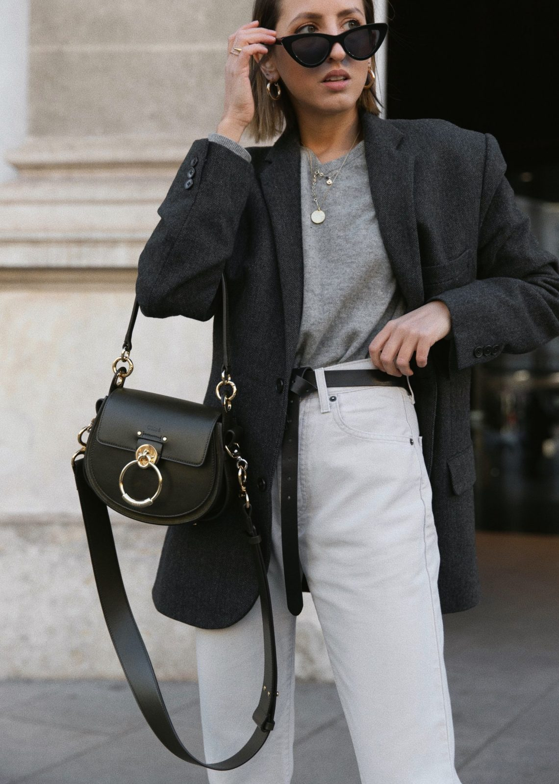 Steal Her Style: Hues Of Grey