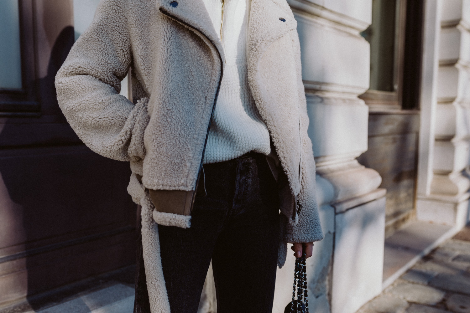 Editor's Pick: Shearling Jackets - Love Daily Dose